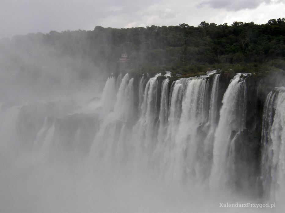 Wodospady Iguacu - strona brazylijska